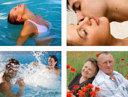 Liebevollere Beziehungen und mehr Gesundheit